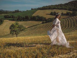 Le nozze di Virginia e Michele