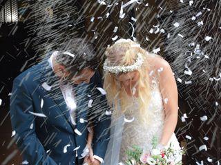 le nozze di Chiara e Vadim 2