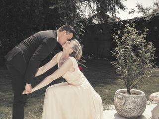 Le nozze di Gloria e Marco