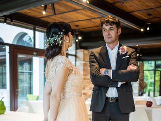 Le nozze di Roxana e Paolo 1