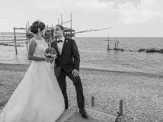 Le nozze di Teresa e Fabio