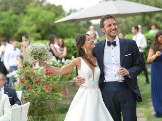 Le nozze di Elena e Gherardo