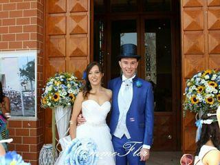 Le nozze di Maria Bruna e Nicola