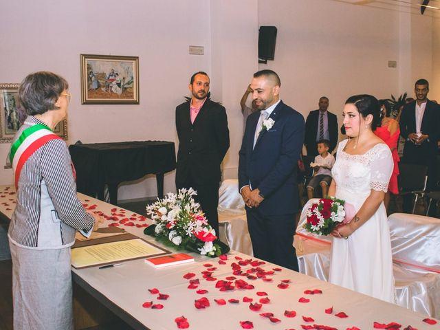 Il matrimonio di Abdul e Sara a Cesano Boscone, Milano 80