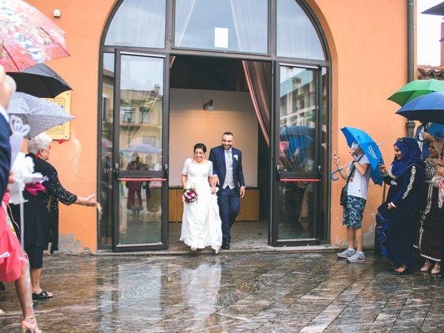 Il matrimonio di Abdul e Sara a Cesano Boscone, Milano 102