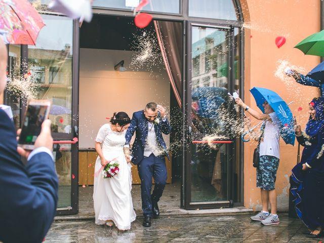 Il matrimonio di Abdul e Sara a Cesano Boscone, Milano 103