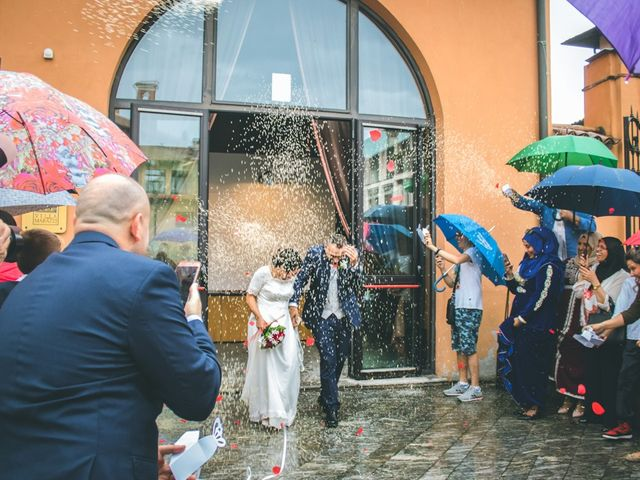 Il matrimonio di Abdul e Sara a Cesano Boscone, Milano 104