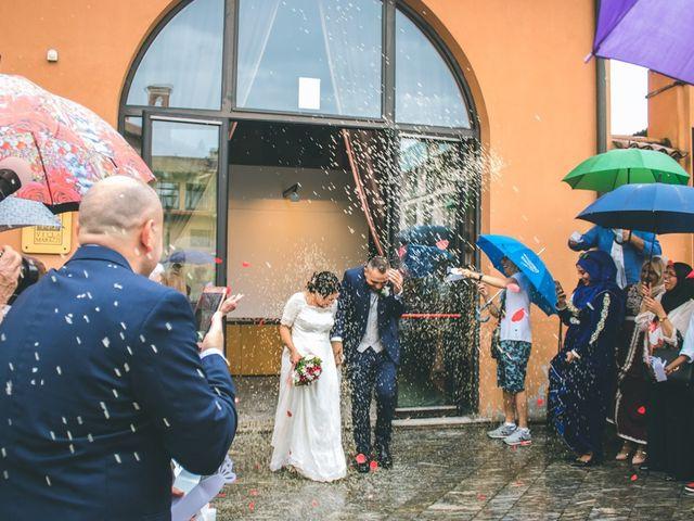 Il matrimonio di Abdul e Sara a Cesano Boscone, Milano 105