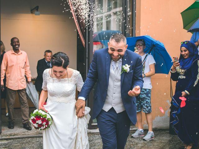 Il matrimonio di Abdul e Sara a Cesano Boscone, Milano 106