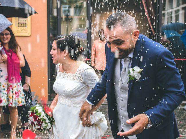 Il matrimonio di Abdul e Sara a Cesano Boscone, Milano 108