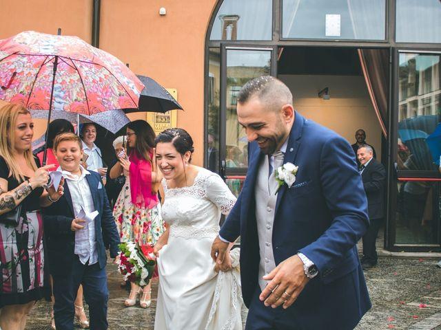 Il matrimonio di Abdul e Sara a Cesano Boscone, Milano 109
