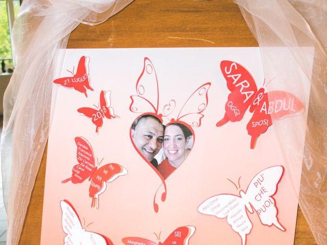 Il matrimonio di Abdul e Sara a Cesano Boscone, Milano 111