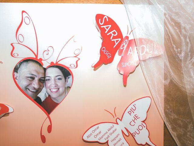 Il matrimonio di Abdul e Sara a Cesano Boscone, Milano 112