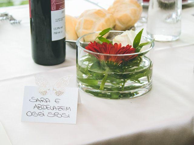 Il matrimonio di Abdul e Sara a Cesano Boscone, Milano 124