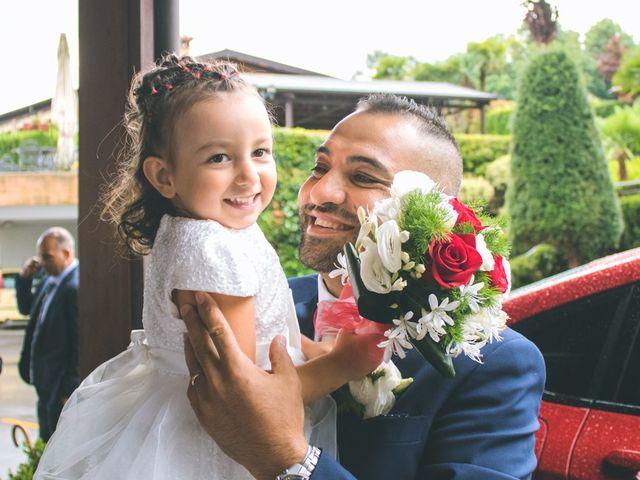Il matrimonio di Abdul e Sara a Cesano Boscone, Milano 135