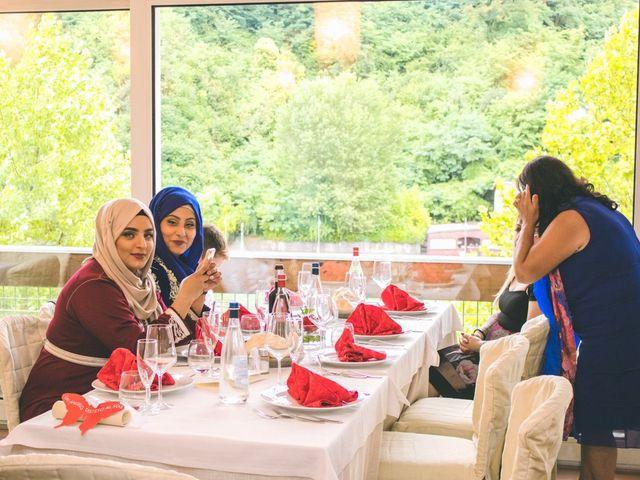 Il matrimonio di Abdul e Sara a Cesano Boscone, Milano 143