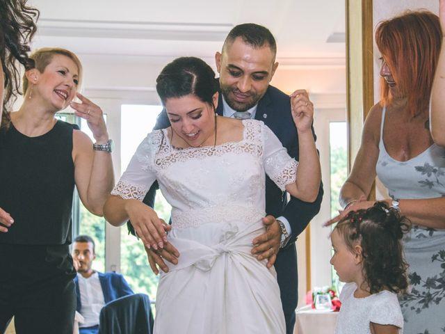 Il matrimonio di Abdul e Sara a Cesano Boscone, Milano 176