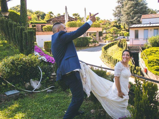 Il matrimonio di Abdul e Sara a Cesano Boscone, Milano 201
