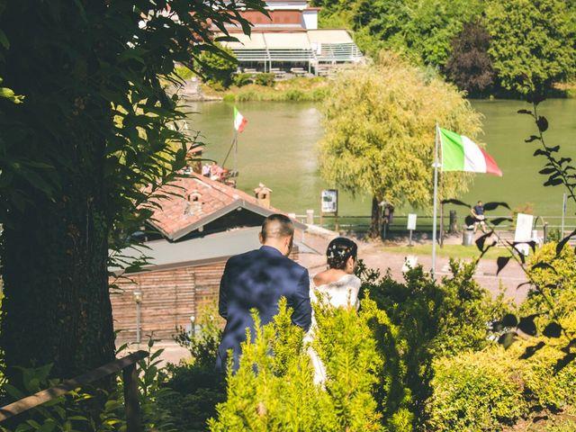 Il matrimonio di Abdul e Sara a Cesano Boscone, Milano 202