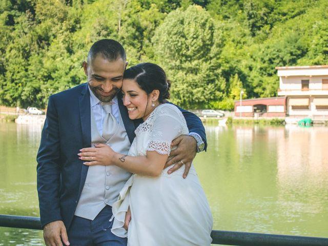 Il matrimonio di Abdul e Sara a Cesano Boscone, Milano 207