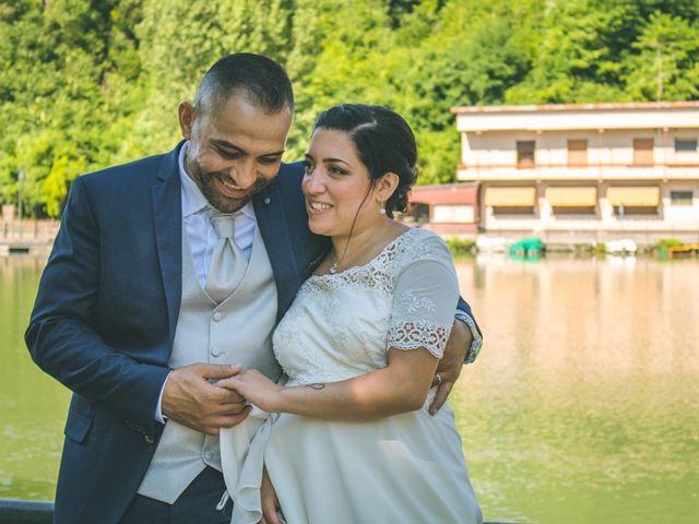 Il matrimonio di Abdul e Sara a Cesano Boscone, Milano 208