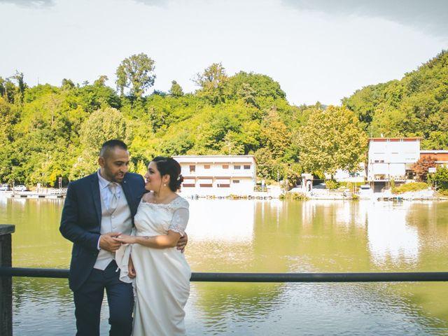 Il matrimonio di Abdul e Sara a Cesano Boscone, Milano 210