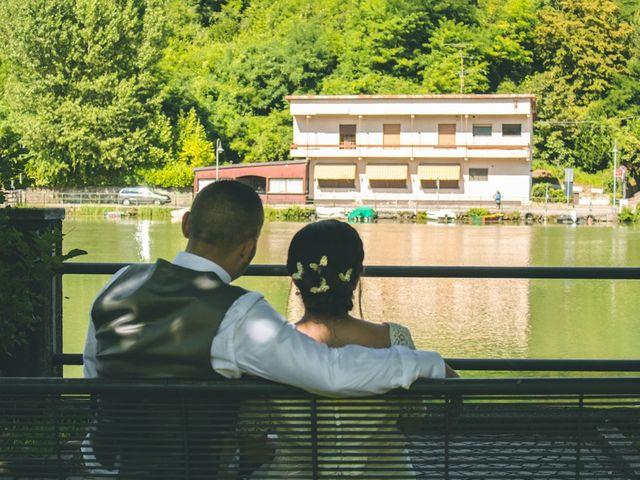 Il matrimonio di Abdul e Sara a Cesano Boscone, Milano 219