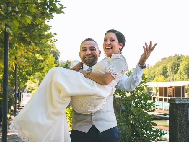 Il matrimonio di Abdul e Sara a Cesano Boscone, Milano 223