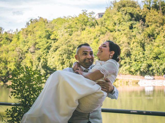 Il matrimonio di Abdul e Sara a Cesano Boscone, Milano 224