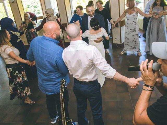 Il matrimonio di Abdul e Sara a Cesano Boscone, Milano 249