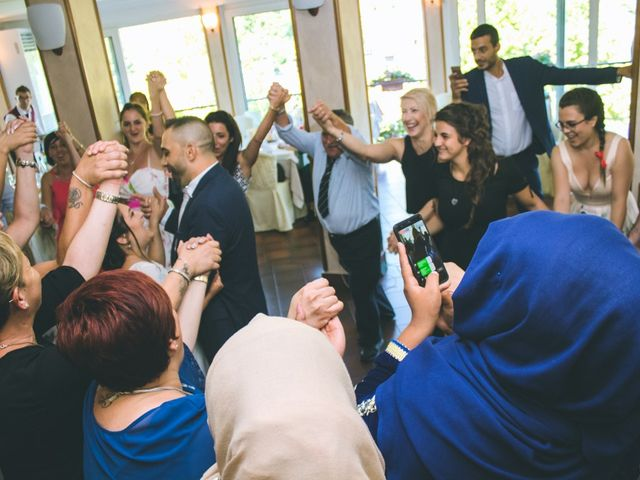 Il matrimonio di Abdul e Sara a Cesano Boscone, Milano 252