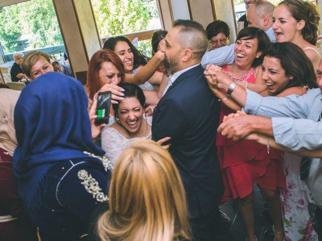 Il matrimonio di Abdul e Sara a Cesano Boscone, Milano 256