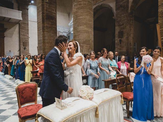 Il matrimonio di Giuseppe e Gloria a Alghero, Sassari 65
