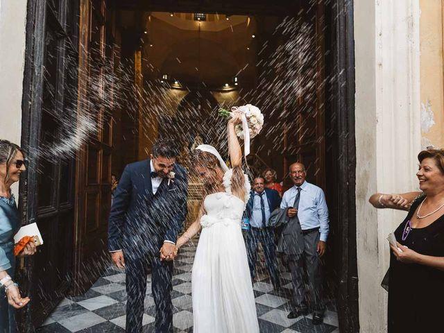 Il matrimonio di Giuseppe e Gloria a Alghero, Sassari 70