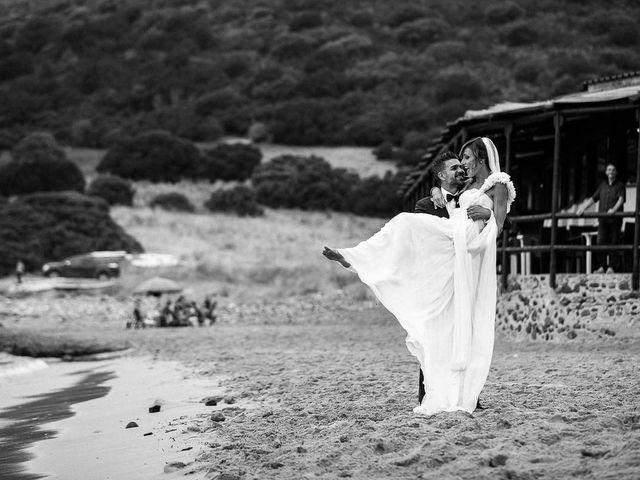 Il matrimonio di Giuseppe e Gloria a Alghero, Sassari 86