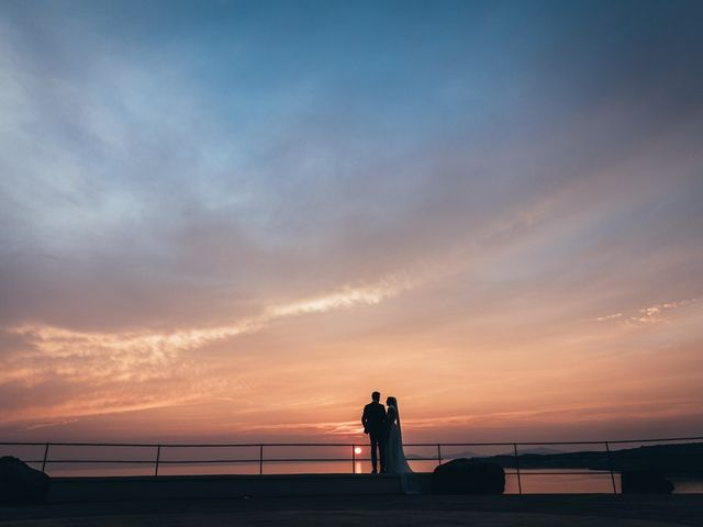 Il matrimonio di Giuseppe e Gloria a Alghero, Sassari 102