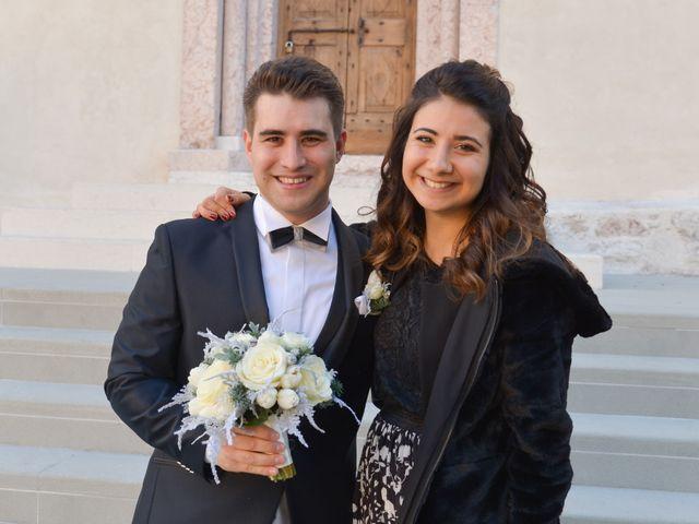 Il matrimonio di Simone e Laura a Dro, Trento 3