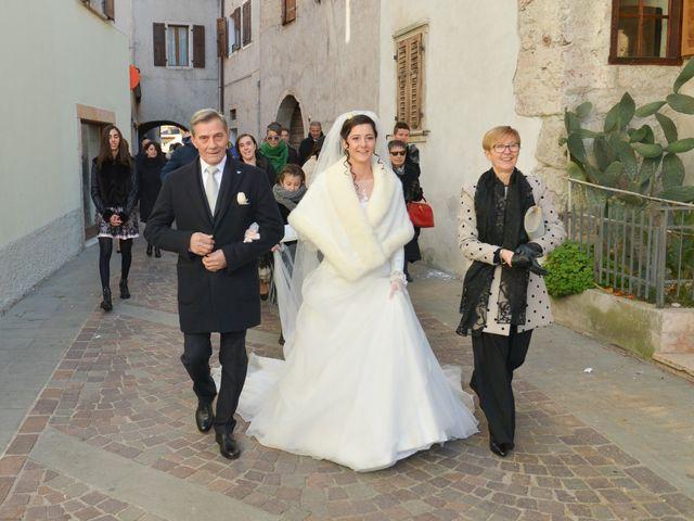 Il matrimonio di Simone e Laura a Dro, Trento 4