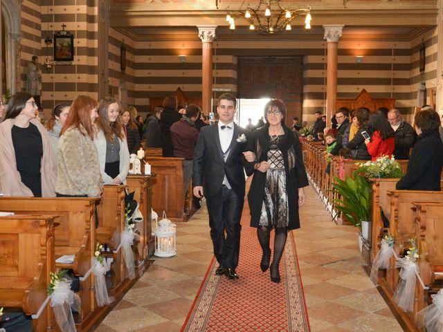 Il matrimonio di Simone e Laura a Dro, Trento 5