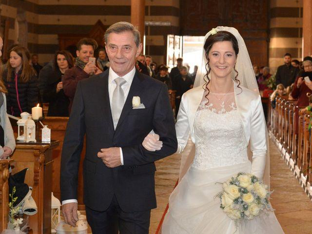 Il matrimonio di Simone e Laura a Dro, Trento 6