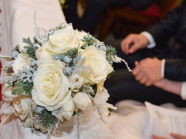 Il matrimonio di Simone e Laura a Dro, Trento 8