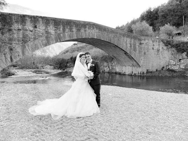Il matrimonio di Simone e Laura a Dro, Trento 2