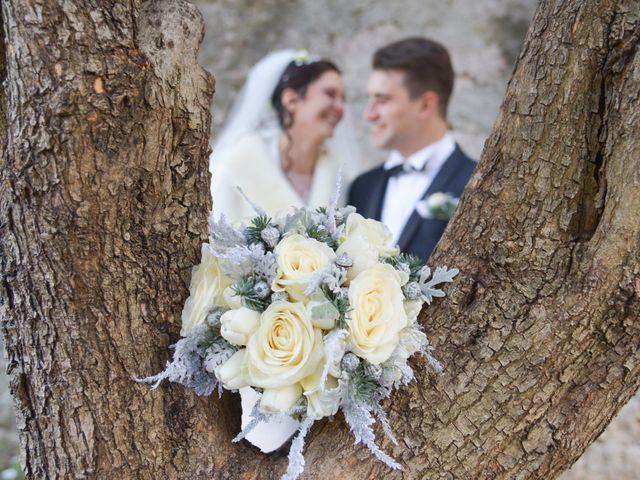 Il matrimonio di Simone e Laura a Dro, Trento 9
