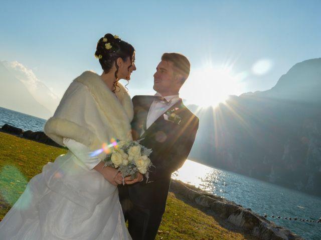 Il matrimonio di Simone e Laura a Dro, Trento 11