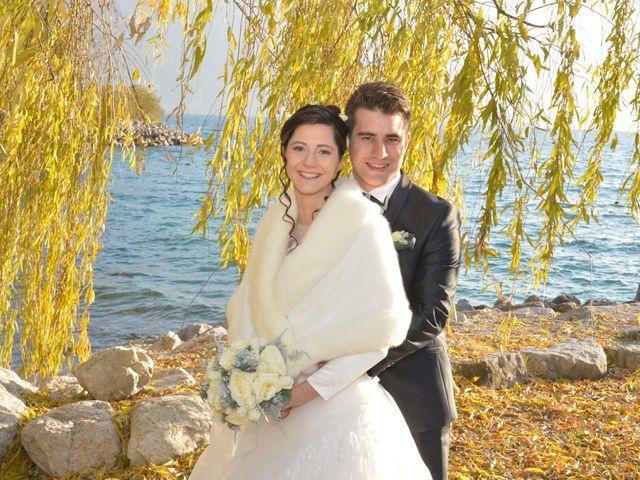 Il matrimonio di Simone e Laura a Dro, Trento 12