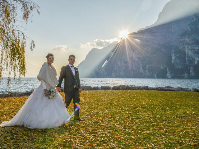 Il matrimonio di Simone e Laura a Dro, Trento 13