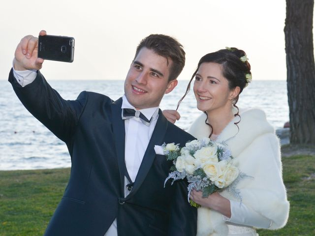 Il matrimonio di Simone e Laura a Dro, Trento 14