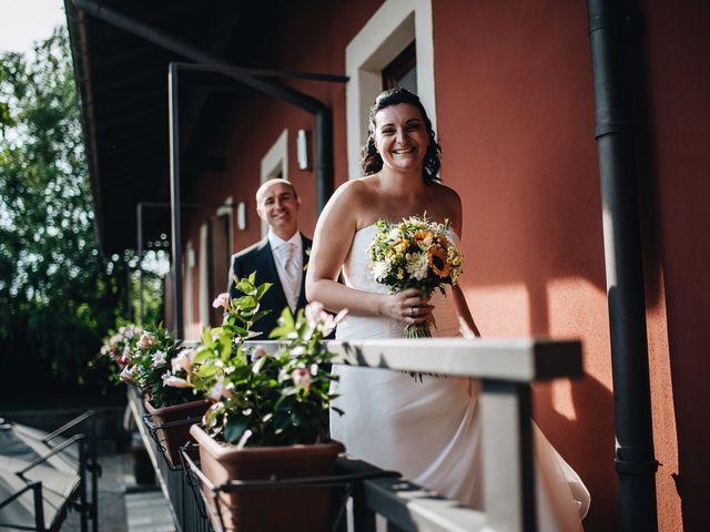 Il matrimonio di Daniele e Claudia a Golasecca, Varese 3