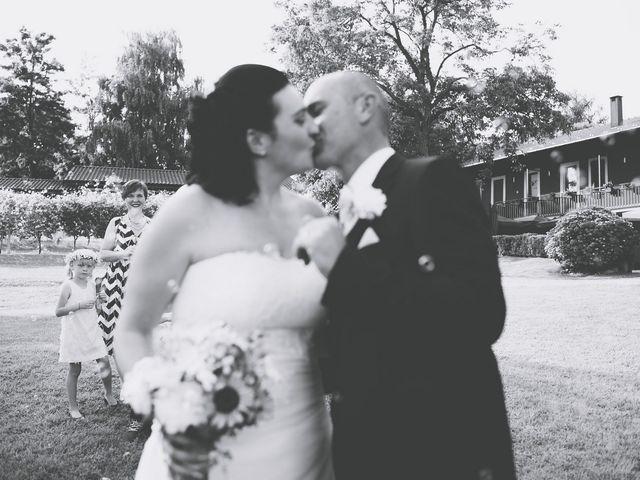 Il matrimonio di Daniele e Claudia a Golasecca, Varese 13