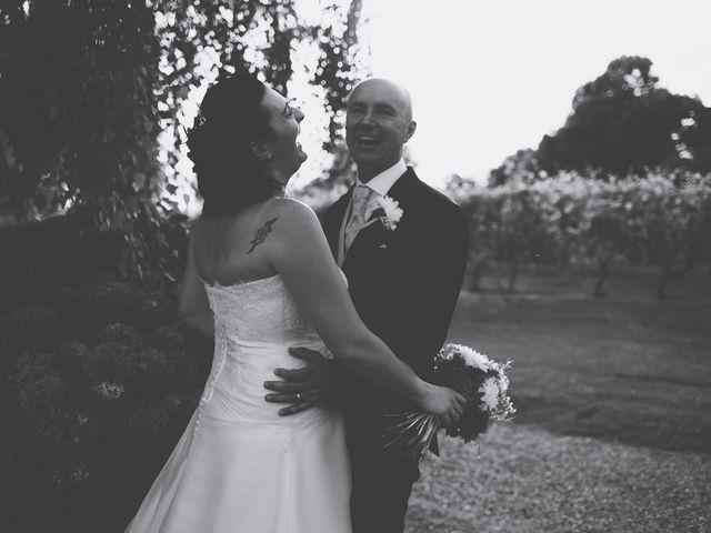 Il matrimonio di Daniele e Claudia a Golasecca, Varese 18